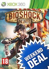 Bioshock Infinite uncut PEGI Cover Packshot