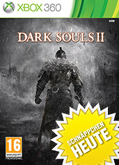 Dark Souls 2 uncut PEGI PS3 Xbox 360 Cover