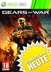 Gears of War: Judgment uncut PEGI Cover