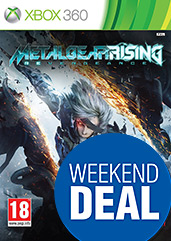 Metal Gear Rising Revengeance uncut PEGI Cover