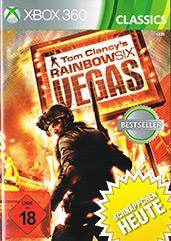 Tom Clancy's Rainbow Six: Vegas uncut Cover Packshot