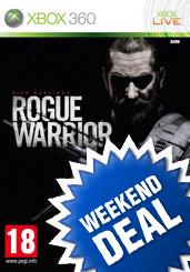 Rogue Warrior uncut für Xbox 360 bei Gameware kaufen