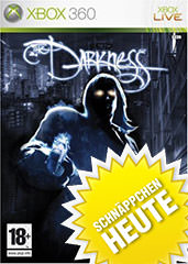 The Darkness uncut PEGI Version Cover