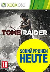 Tomb Raider uncut AT-PEGI uncut Cover