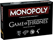 Game of Thrones Monopoly Packshot