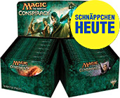 Magic: The Gathering Sammelkartenspiel Conspiracy Booster Display Cover