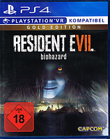 Resident Evil 7 biohazard uncut PS4 & One