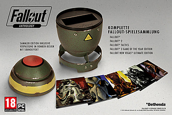 Fallout Anthology Cover Packshot