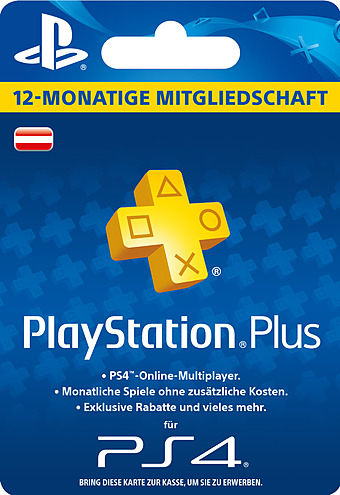 PlayStation Plus Cover