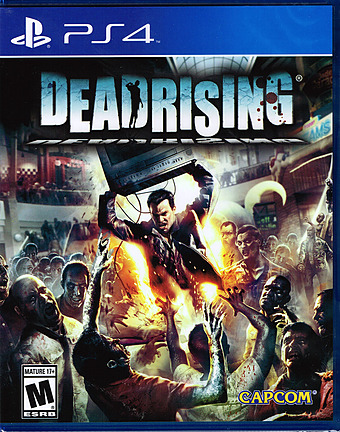 Dead Rising HD Remaster uncut Cover