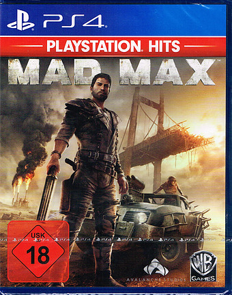 Mad Max AT-PEGI Cover