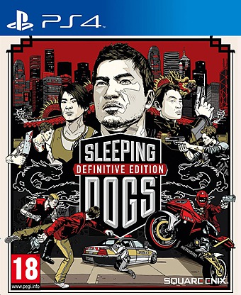 Sleeping Dogs Definitive Edition Cover Packshot