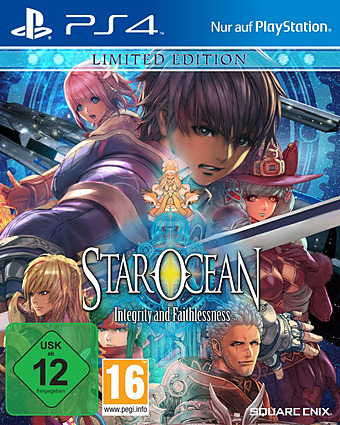 Star Ocean: Integrity and Faithlessness Cover Packshot