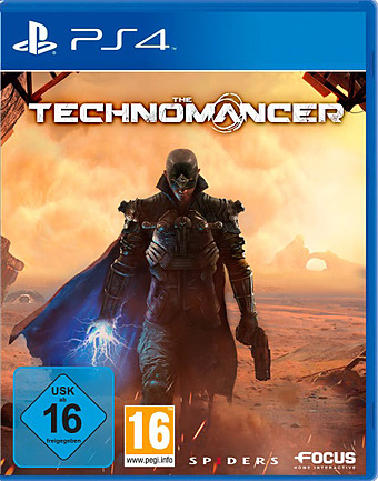 The Technomancer Cover Packshot
