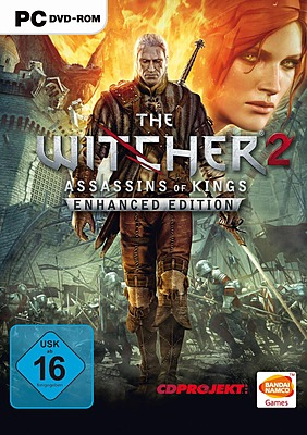 Einfach und sicher online bestellen: The Witcher 2: Assassins of Kings Light Edition in Österreich kaufen.