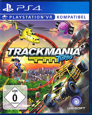 Trackmania Turbo gameware