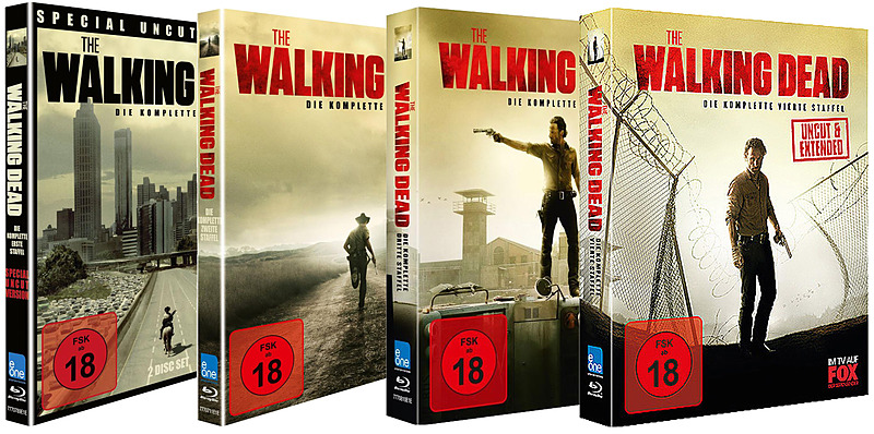 the walking dead staffel 1 walking dead staffel 1. Black Bedroom Furniture Sets. Home Design Ideas