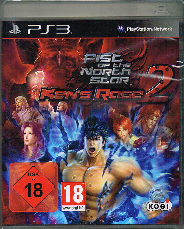 Fist Of The North Star Kens Rage 2 Game Xbox 360: Fist Of The North Star: Kens Rage 2