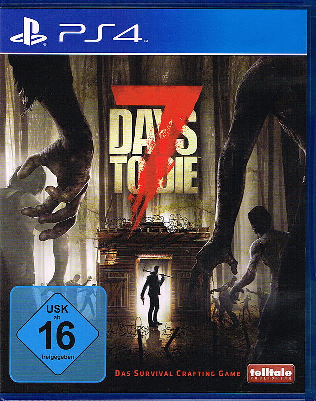 7 days to die f r ps4 und xbox one kaufen for Cocinar en 7 days to die ps4
