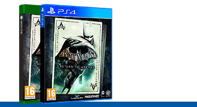 Batman: Return to Arkham uncut PEGI bei Gameware kaufen!