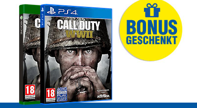 Call of Duty: WWII uncut PEGI bei Gameware kaufen!