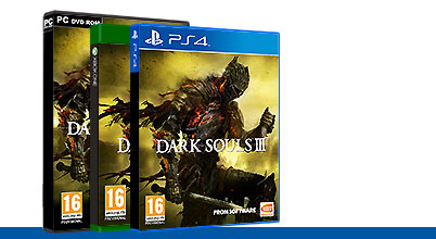 Dark Souls 3 uncut AT-PEGI bei Gameware kaufen!