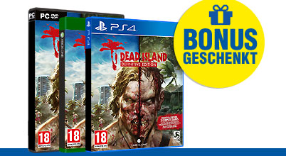 Dead Island Definitive HD Collection uncut AT-PEGI bei Gameware kaufen!