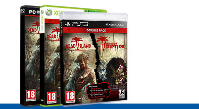 Dead Island Double Pack (AT-PEGI) uncut bei Gameware kaufen!