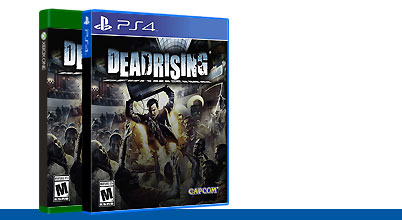 Dead Rising uncut US-Import bei Gameware kaufen!