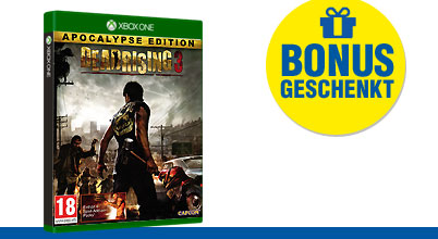 Dead Rising 3 Apocalypse Edition uncut AT-PEGI bei Gameware kaufen!