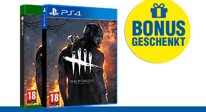 Dead by Daylight uncut PEGI bei Gameware kaufen!