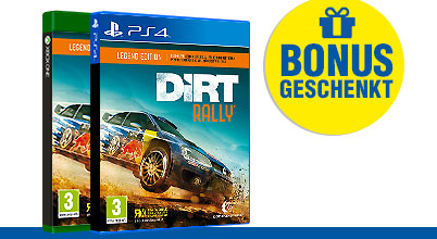 DiRT Rally uncut AT-PEGI bei Gameware kaufen!