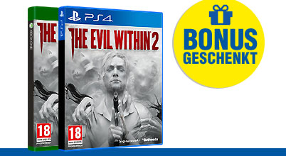 The Evil Within 2 uncut PEGI bei Gameware kaufen!