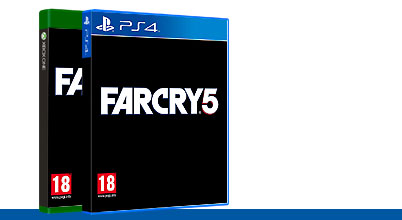 Far Cry 5 uncut PEGI bei Gameware kaufen!
