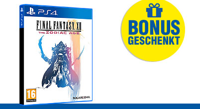 Final Fantasy XII: The Zodiac Age uncut PEGI bei Gameware kaufen!