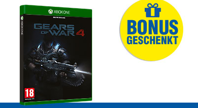Gears of War 4 uncut  AT-PEGI bei Gameware kaufen!