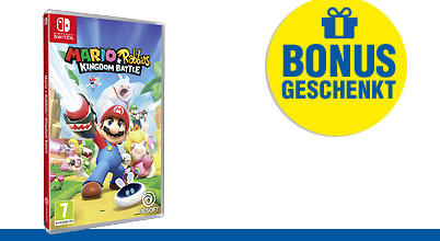 Mario + Rabbids Kingdom Battle uncut PEGI bei Gameware kaufen!