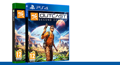 Outcast: Second Contact bei Gameware kaufen!