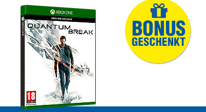 Quantum Break uncut AT-PEGI bei Gameware kaufen!