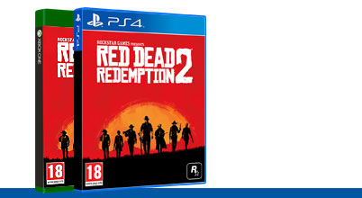 Red Dead Redemption 2 uncut PEGI bei Gameware kaufen!