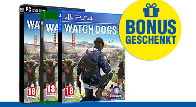 Watch Dogs 2 uncut PEGI bei Gameware kaufen!