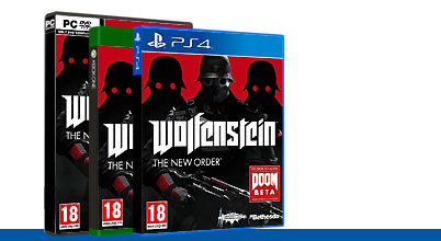 Wolfenstein: The New Order uncut bei Gameware kaufen!