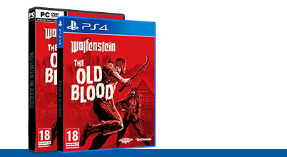 Wolfenstein: The Old Blood uncut bei Gameware kaufen!
