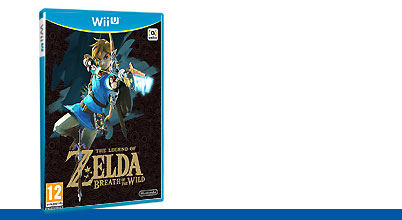 The Legend of Zelda: Breath of the Wild uncut PEGI bei Gameware kaufen!