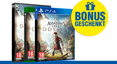 Assassin's Creed Odyssey kaufen!