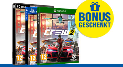 The Crew 2 bei Gameware kaufen!