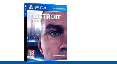 Detroit: Become Human bei Gameware kaufen!