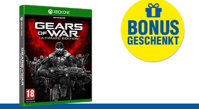 Gears of War Ultimate Edition uncut AT-PEGI bei gameware.at kaufen!
