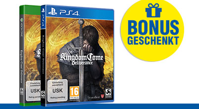 Kingdom Come: Deliverance bei Gameware kaufen!