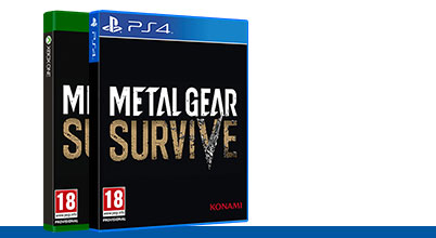 Metal Gear Survive bei Gameware kaufen!